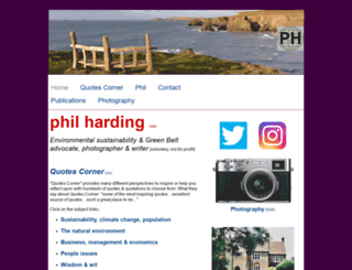 philharding.net screenshot