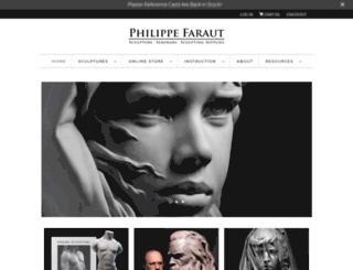 philippefaraut.com screenshot