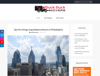 phillyducks.com screenshot