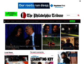 phillytrib.com screenshot
