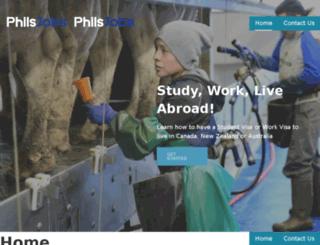 philsjobs.com screenshot