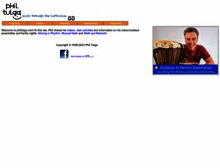 philtulga.com screenshot