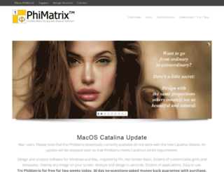 phimatrix.com screenshot