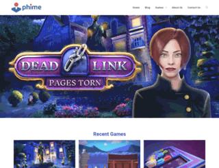 phime.com screenshot
