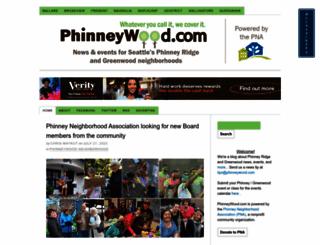 phinneywood.com screenshot