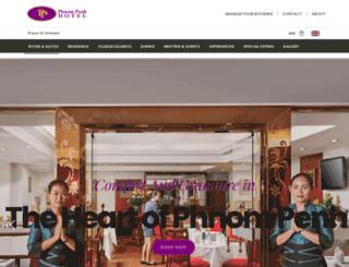 phnompenhhotel.com screenshot