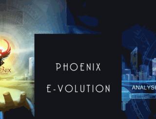 phoenix-e-volution.com screenshot