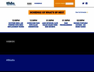 phoenix.thistv.com screenshot