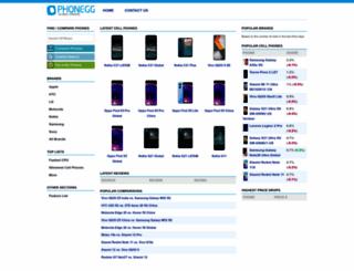 phonegg.com screenshot