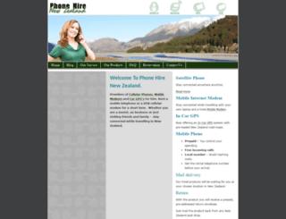 phonehirenz.com screenshot