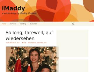 photo.daddyforever.com screenshot