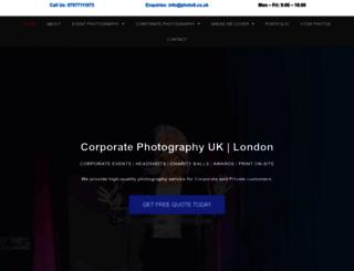 photo8.co.uk screenshot