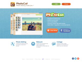 photocat.com screenshot