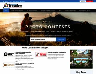 photocontestinsider.com screenshot