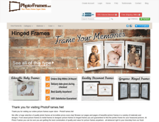 photoframes.net screenshot