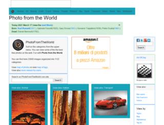 photofromtheworld.com screenshot