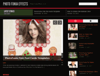 photofuniaeffects.com screenshot
