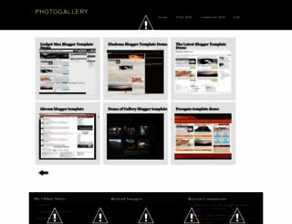 photogalaree.blogspot.com screenshot