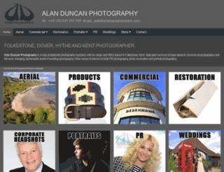 photographerskent.com screenshot