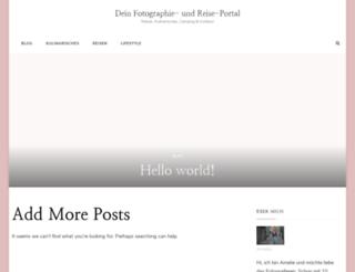 photography-portal.de screenshot