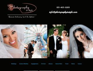 photographyinstyle.com screenshot