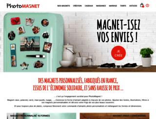 photomagnet.fr screenshot
