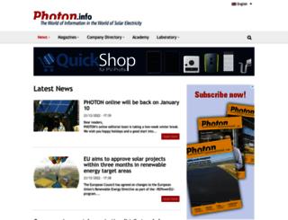 photon.de screenshot
