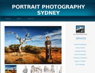 photoprofessionals.com.au screenshot