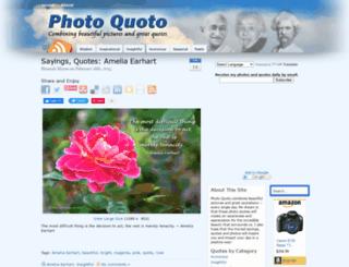 photoquoto.com screenshot