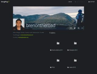 photos.brenontheroad.com screenshot