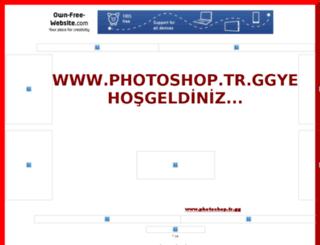 photoshop.tr.gg screenshot
