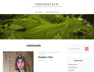 photostaud.com screenshot