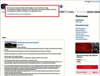 phototrans.eu screenshot