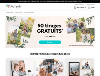 photoweb.com screenshot