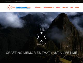 photoxpeditions.com screenshot