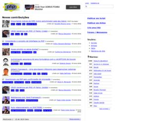 phpbrasil.com screenshot