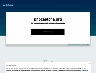 phpcaptcha.org screenshot