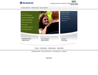 phpdolphin.alex-design.info screenshot