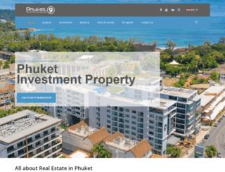 phuket9.com screenshot