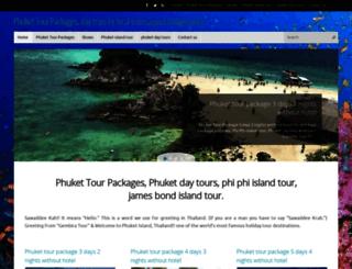 phuketthailandtrip.com screenshot