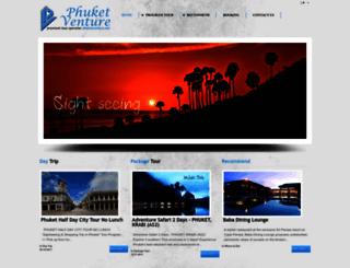 phuketventure.net screenshot