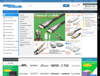 phukiendientu.vn screenshot