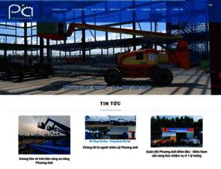 phuonganh.com.vn screenshot