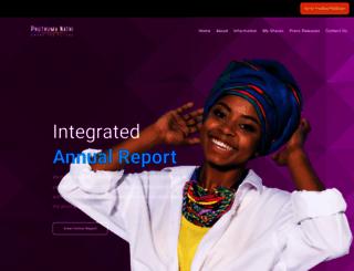 phuthumanathi.co.za screenshot