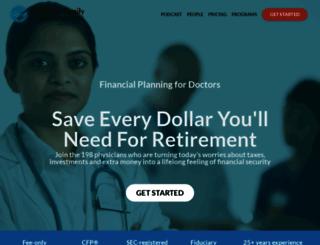 physicianfamily.com screenshot