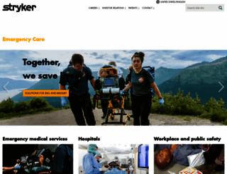physio-control.com screenshot
