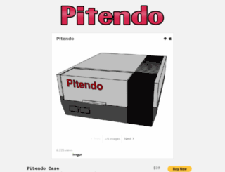 pi-tendo.com screenshot