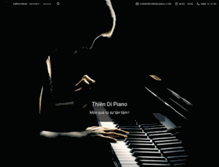 piano4u.vn screenshot