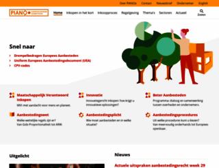 pianoo.nl screenshot