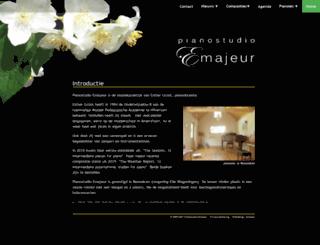 pianostudio.emajeur.nl screenshot